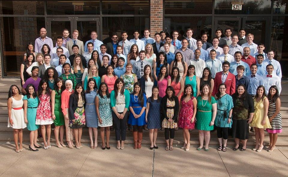 UMKC School of Medicine Class of 2013
