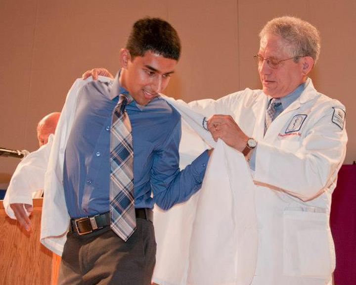 White Coat Ceremony kicks off new beginning for Class of 2016