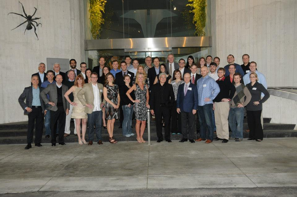 Alumni of the School of Medicine's Emergency Medicine Residency Program celebrated the program's 40th anniversary with a weekend of activities on May 3-4, include a dinner and reception at Kansas City's Kemper Museum of Contemporary Art.