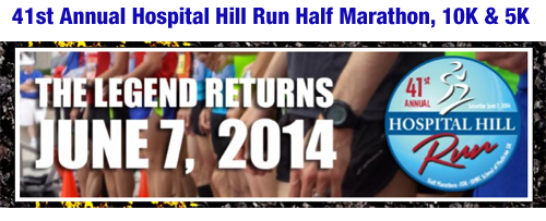 hospital hilll run