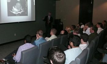 Residents learn Quality Improvement from Dr. Kruskal, Harvard Deaconess Medical Center