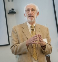 Jerome Hoffman, M.D., professor emeritus of medicine and emergency medicine at the UCLA School of Medicine, delivered the annual McNabney Lectureship on May 22.