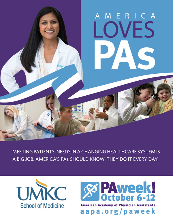 Physician Assistant Week @ Kansas City | Missouri | United States