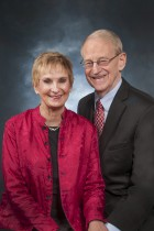 Patricia Gosney Burton and Jerald A. Burton, M.D. '73, Ph.D.