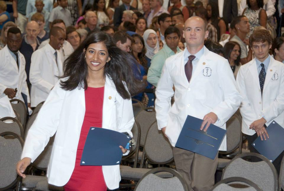 White Coat Ceremony a milestone for Year 3 students | UMKC School ...