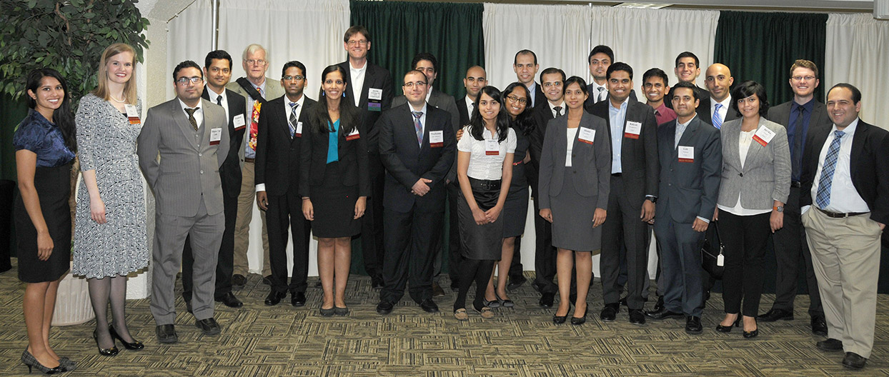 Students, residents and faculty from the School of Medicine attended the 2015 Missouri Chapter of the American College of Physicians meetings and brought home two first-prize awards in poster competitions.
