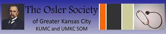 The Osler Society of Greater Kansas City Fall 2017 Event @ G013 School of Nursing - KUMC | Kansas City | Kansas | United States