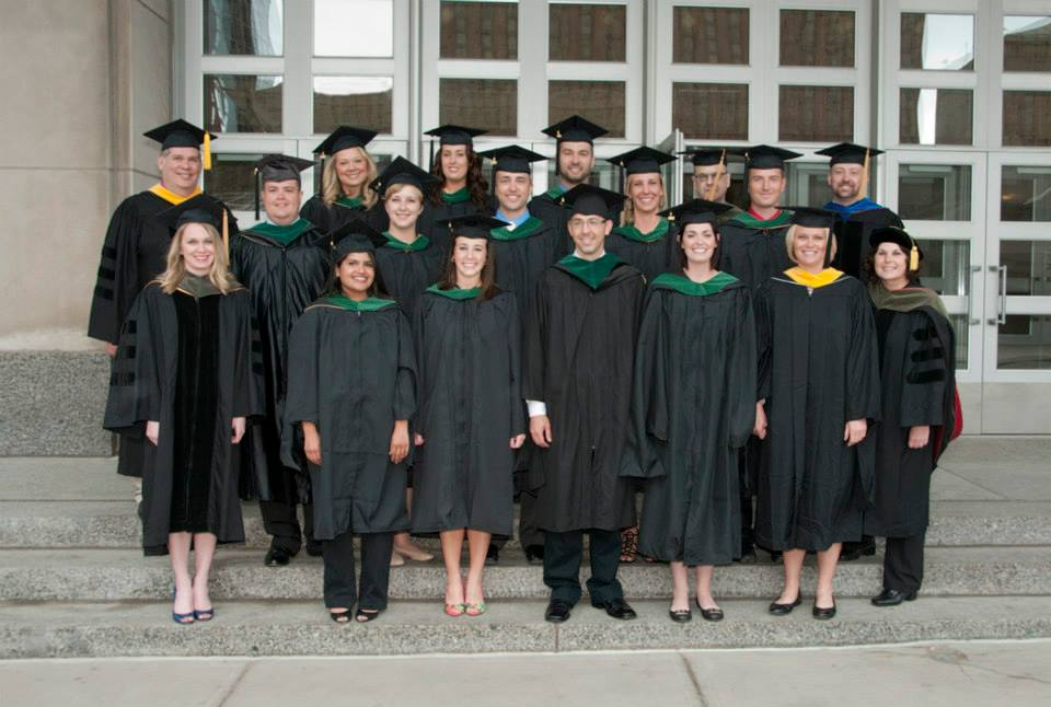 Master of Science in Anesthesia Class of 2015