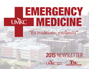 2015 Emergency Medicine newsletter