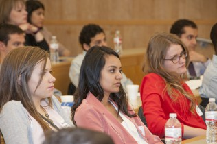 Students at Missouri's medical schools met for a day at the UMKC Health Sciences Campus.