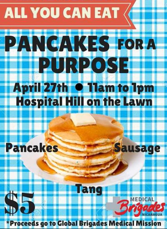 Pancakes for a Purpose @ UMKC School of Medicine (front lawn) | Kansas City | Missouri | United States