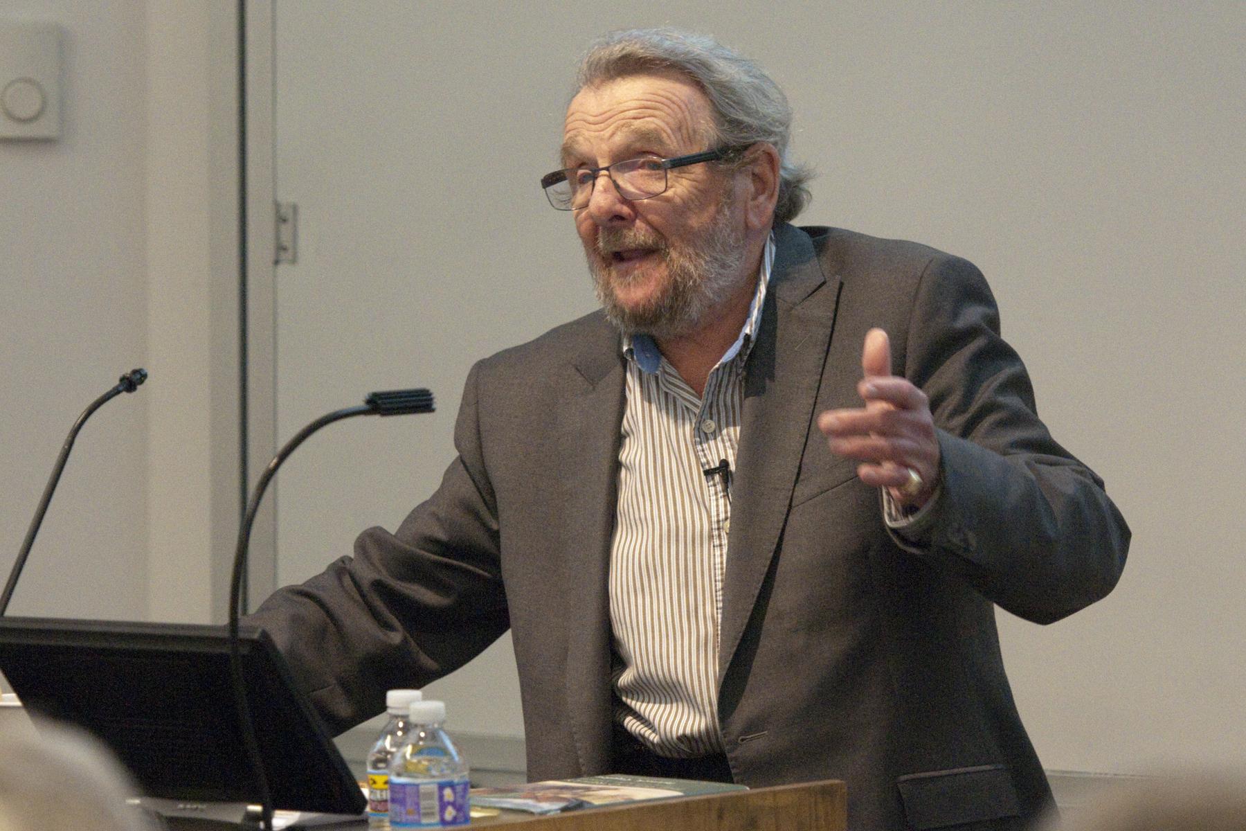Patrick Taylor_Noback-Burton_Lecture