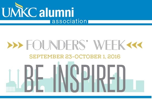 Founder's Week - Be Inspired!