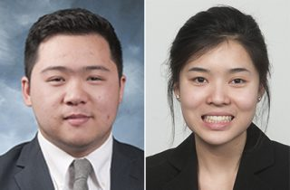 Timothy Chow, Elizabeth Theng