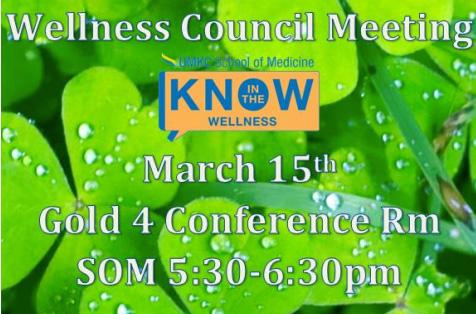 Wellness Council Meeting