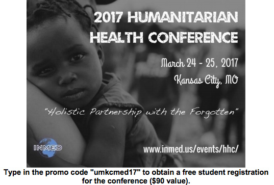 InMed: 2017 Humanitarian Health Conference @ Graceway | Raytown | Missouri | United States