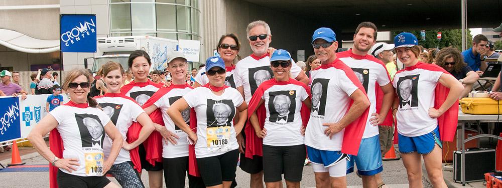 Join the 2017 Hospital Hill Run UMKC School of Medicine 5K!