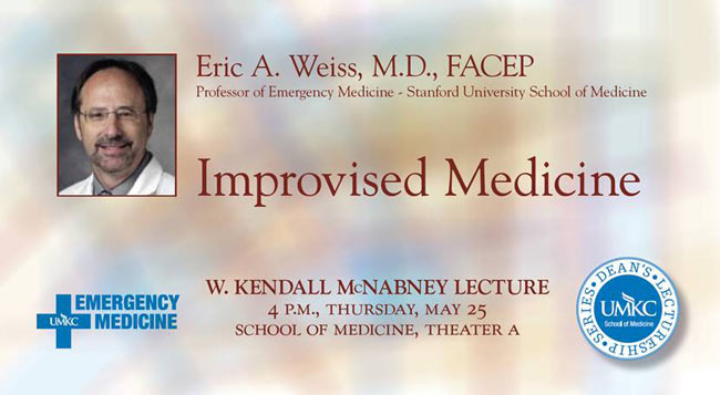 W. Kendall McNabney, M.D., Lectureship @ UMKC School of Medicine, Theater A | Kansas City | Missouri | United States