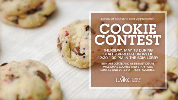 SOM Staff Appreciation - Cookie Contest @ SOM Lobby