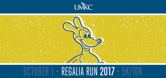 UMKC Regalia Run 5K/10K @ Please see website for details.