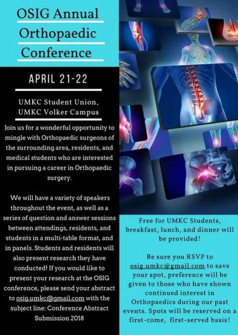 OSIG Annual Orthopaedic Conference