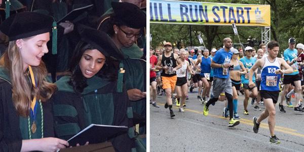 Booster Shots Vol. 3 - Graduation and Hospital Hill Run