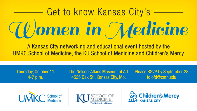 Get to know Kansas City's Women in Medicine @ Nelson Atkins Museum | Kansas City | Missouri | United States