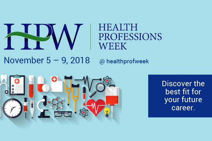 Health Professions Week 2018
