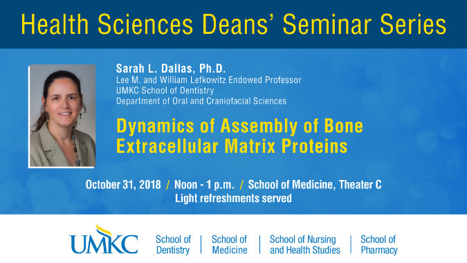 SOM Health Sciences Deans' Seminar Series