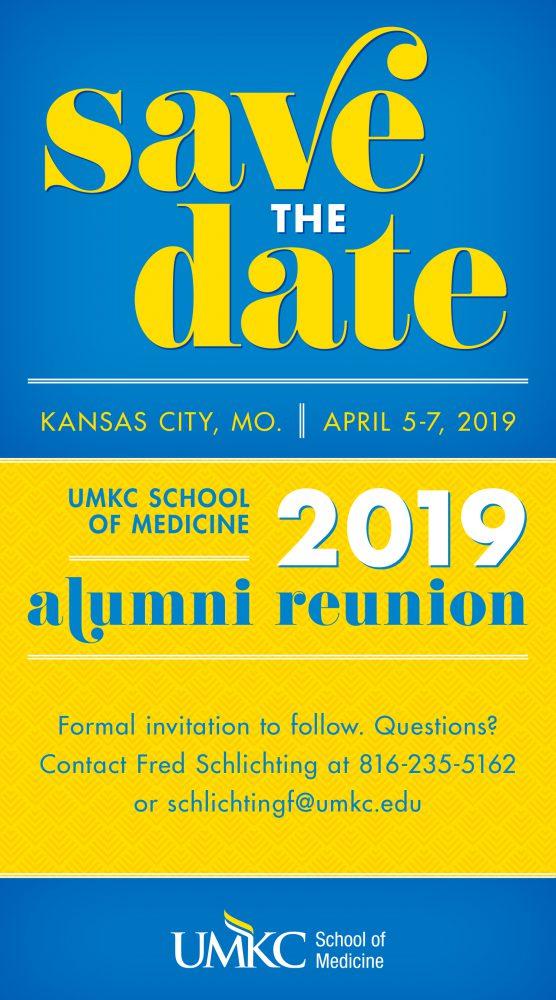 Alumni   2018 Alumni Reunion   UMKC School of Medicine