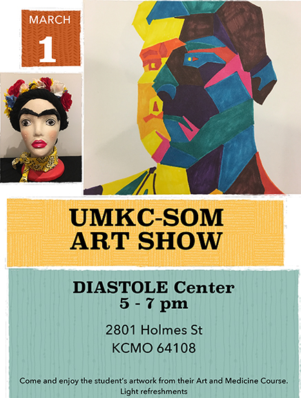 School of Medicine Student Art Show @ Diastole