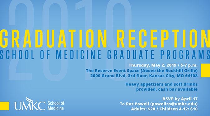 SOM Graduate Reception