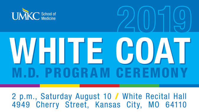 White Coat Program Ceremony