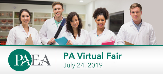 PA Virtual Fair - July 24, 2019