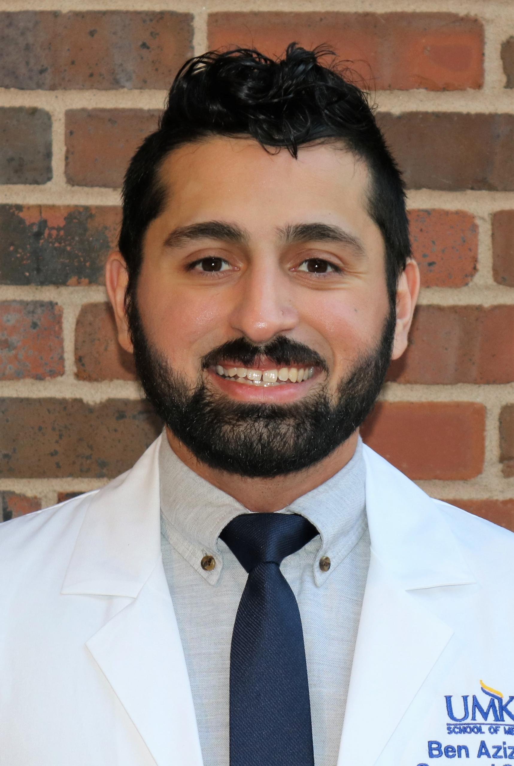Ben Aziz, MD