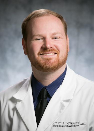 Photograph of Caleb Hall, D.O.