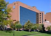 Saint Luke's Hospital of Kansas City (east view)