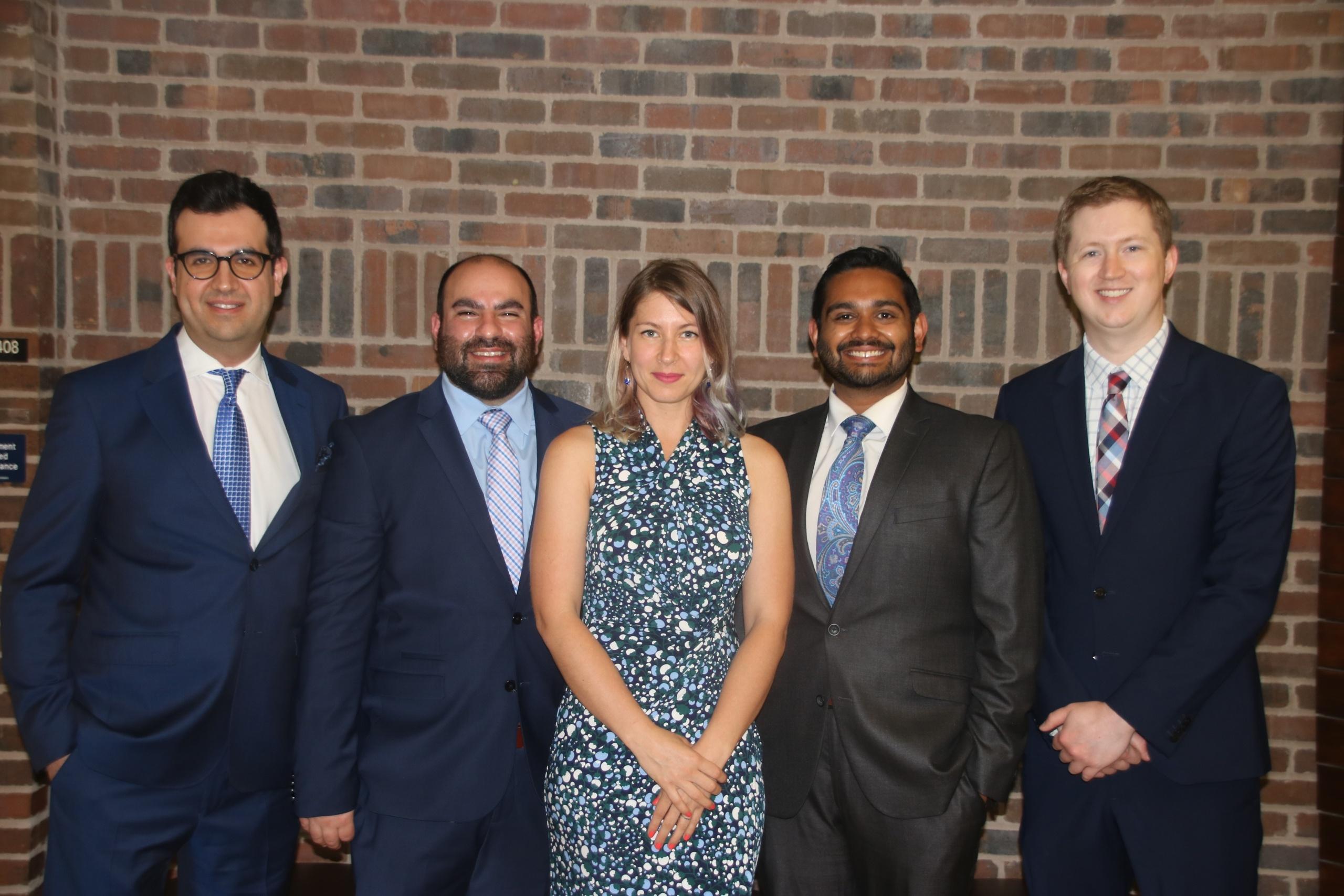 2021 School of Medicine Surgery Residency Graduates